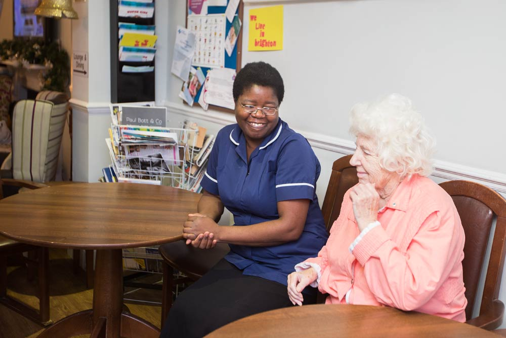 Our People - Grosvenor Lodge Care Home Hove