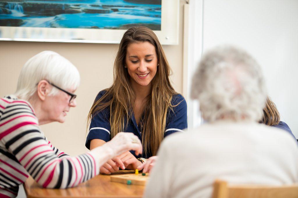 Dementia care home hove